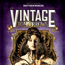 Vintage Tomorrows cover art